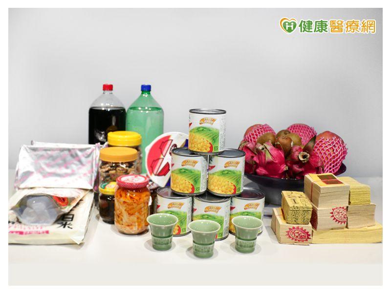 普渡健康三寵兒 侯昌明報你知:紅藜麥、滴雞精、玉米罐頭