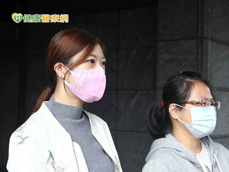 Doctor: Children are cautious about the flu! Multi-band mask for improved protection