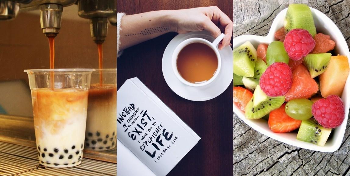 【辦公室健康】療癒怎能錯過下午茶?選擇這 8 種食物,遠離越吃越胖的風險!