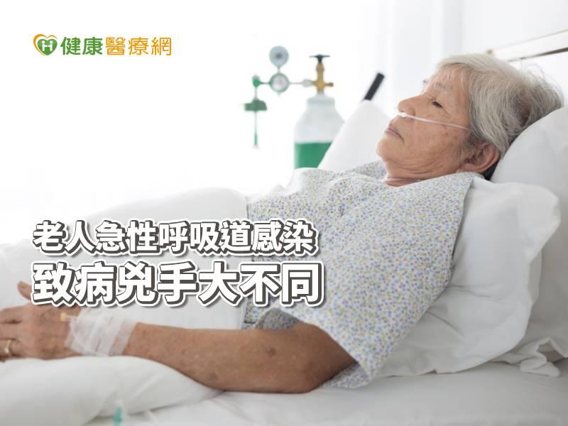 多重PCR檢測 老人呼吸道感染住院天數差很多