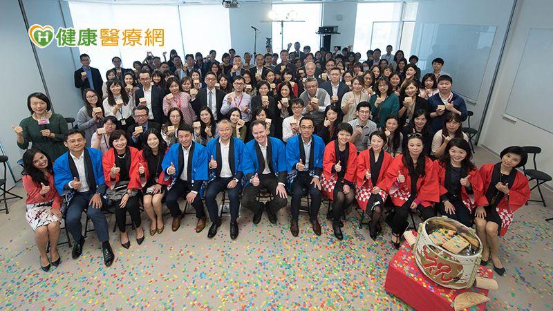 這間日本藥廠深耕台灣 用創新製藥滿足患者需求