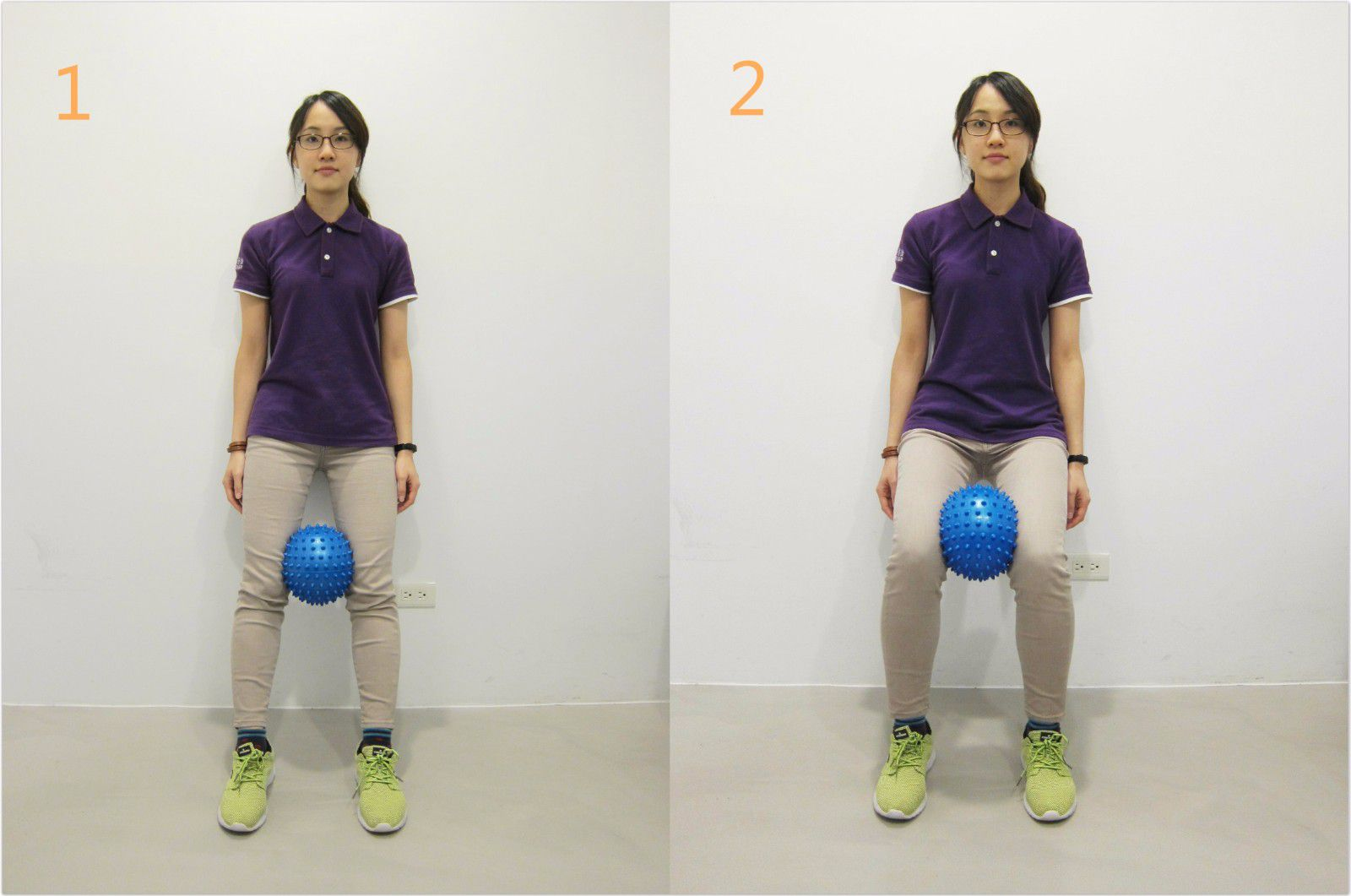 推薦運動3:股四頭肌鍛鍊運動