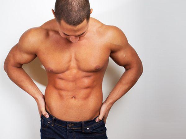 太胸,男性挺罩不住嗎?你的男人味 因為突出的上圍而相形失色嗎?