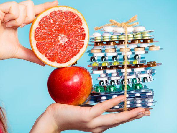 慢性病攝取營養品須注意 雙重功效易不適