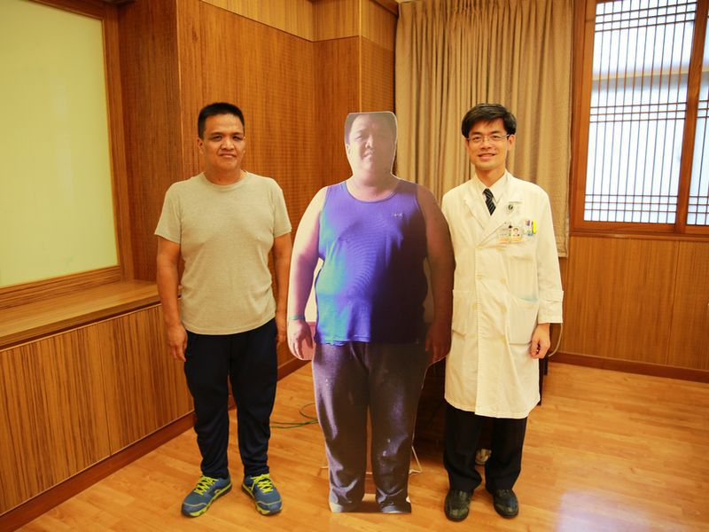 瘦下半個自己! 少了50公斤全靠胃縮小術