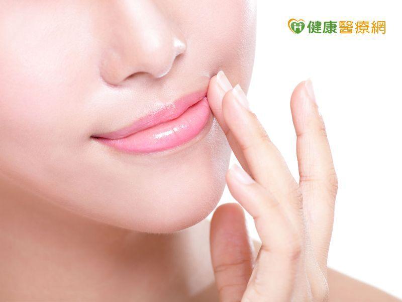 嘴唇乾裂易發作疱疹 選對護唇膏幫大忙
