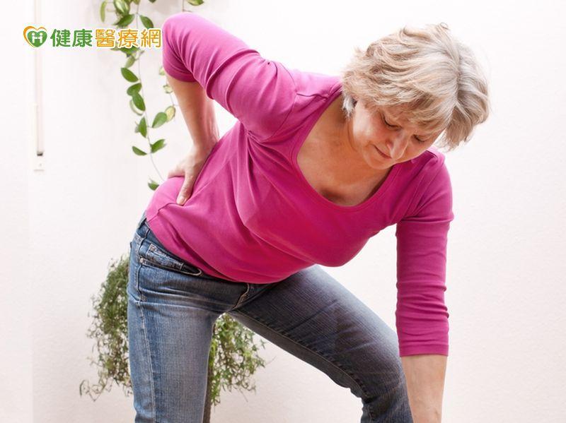 五十歲的妳常腰痠背痛嗎? 恐因更年期作祟