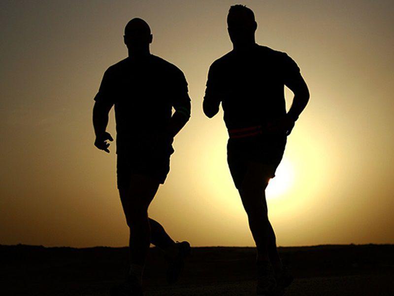 跑步,思考的運動