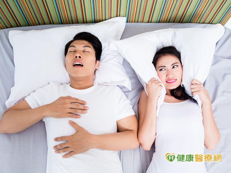 打鼾族福音 睡眠內視鏡助你好眠