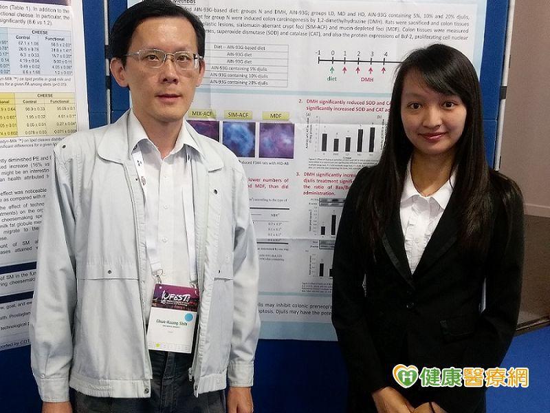 超級穀物台灣紅藜 能預防大腸癌前期病變