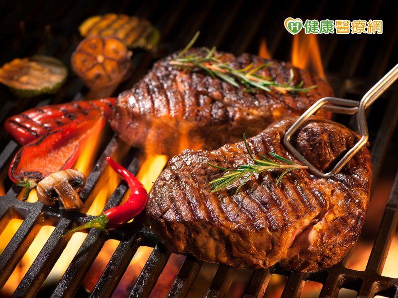 燒烤、紅肉好好吃? 當心2癌症遲早找上你