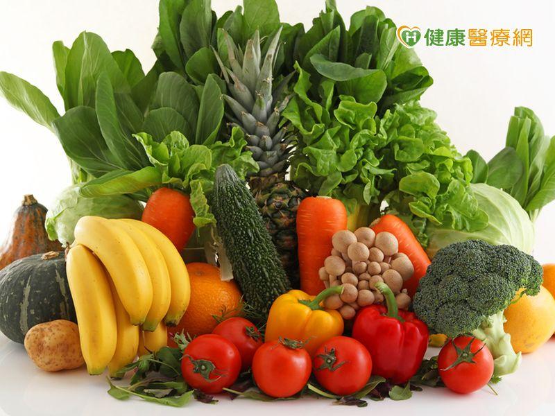 每天至少要吃五蔬果 但你蔬菜吃夠了嗎?