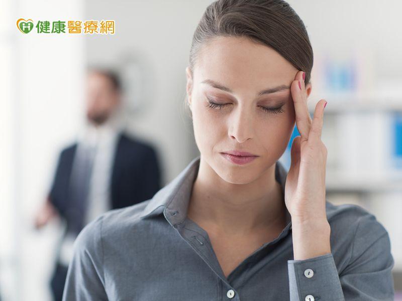 偏頭痛成因多 小心這些食物會誘發
