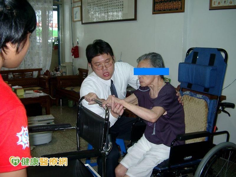 中風後她重返健康 職能治療很重要