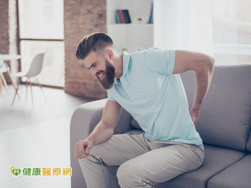 下背痛纏身 微創手術助脊椎減壓