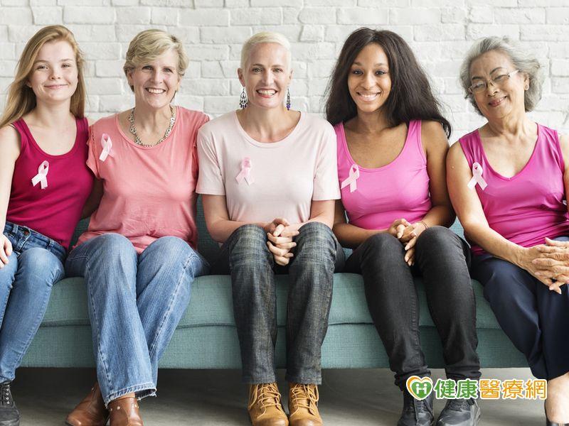 粉紅十月 定期乳房攝影攜手防治乳癌!