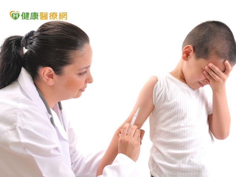 僅3成幼童打流感疫苗 恐成防疫缺口