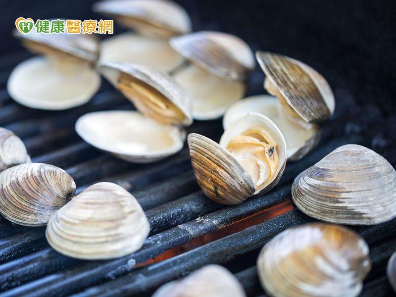 今年首例! 中年男疑吃蛤蜊染霍亂
