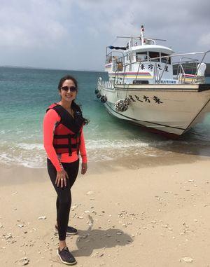 全新行腳節目「Follow Alana愛遊台灣」,自播出後獲得各界好評,除了有優質的內容,陽光又親切的美麗主持人「Alana」,也讓人特別有好感。