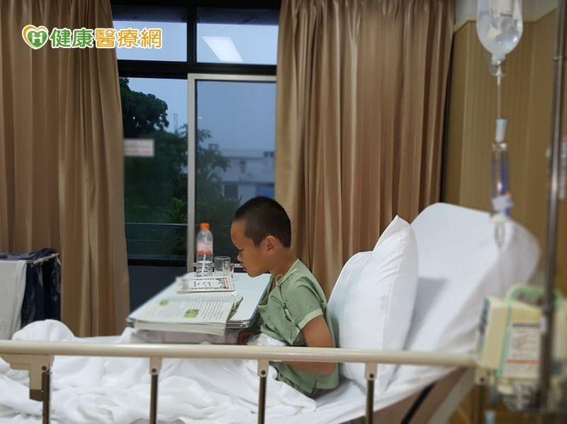 急性淋巴白血病復發 持續化療是移植成功關鍵
