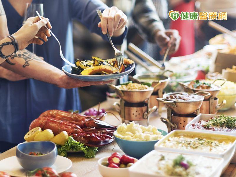 愛吃BUFFET嗎?  長期食用恐患慢性腎臟病