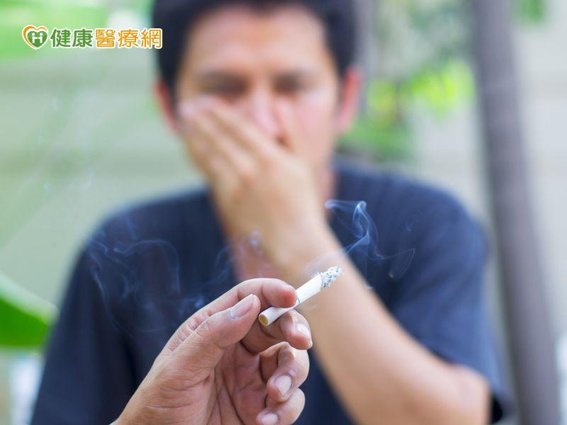 癌症三冠王! 每日34人死於肺癌