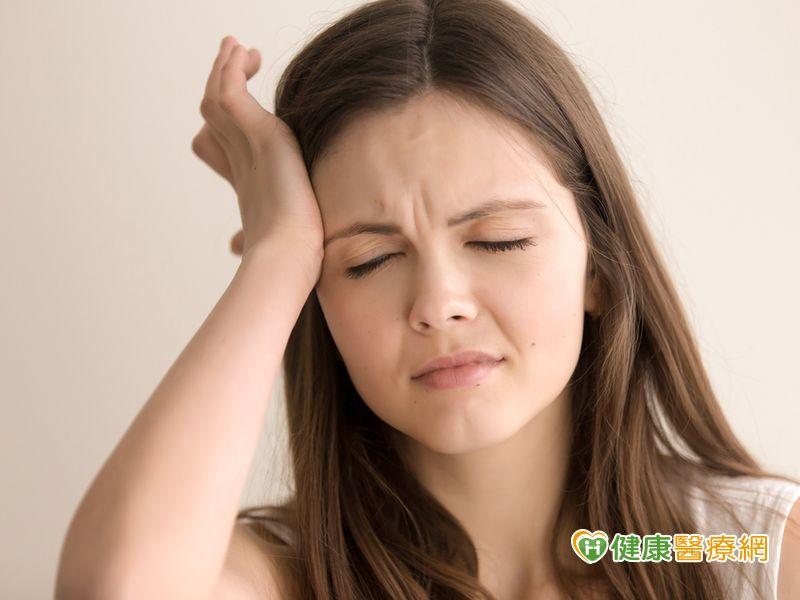 頭痛止痛藥越吃越痛?  恐是藥物過度使用頭痛