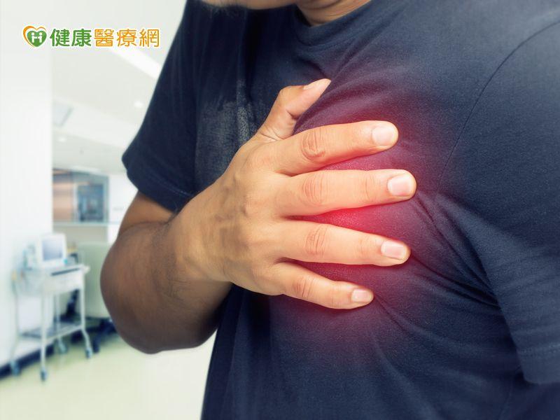 心肌梗塞來得突然 心血管支架救命