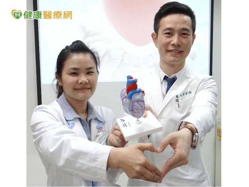心臟衰竭未適當治療 五年死亡率達50%