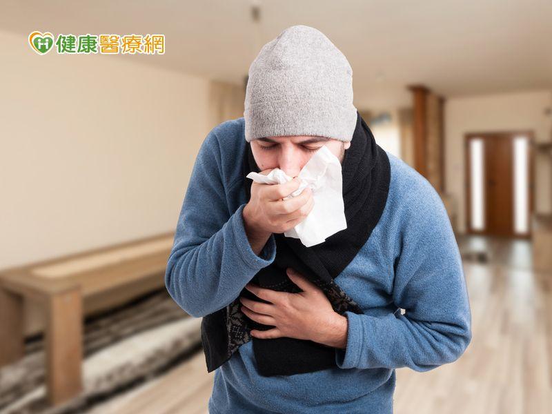 久咳不癒呼吸困難 當心肺已乾涸成菜瓜布肺