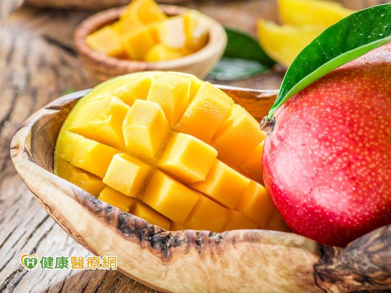 來顆芒果吧! 這時間點吃營養多更多