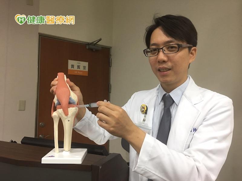 膝蓋疼痛難上下樓 恐是退化性關節炎惹禍