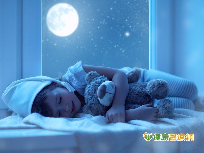 你的孩子曾夢遊嗎? 幼童發生率達4成