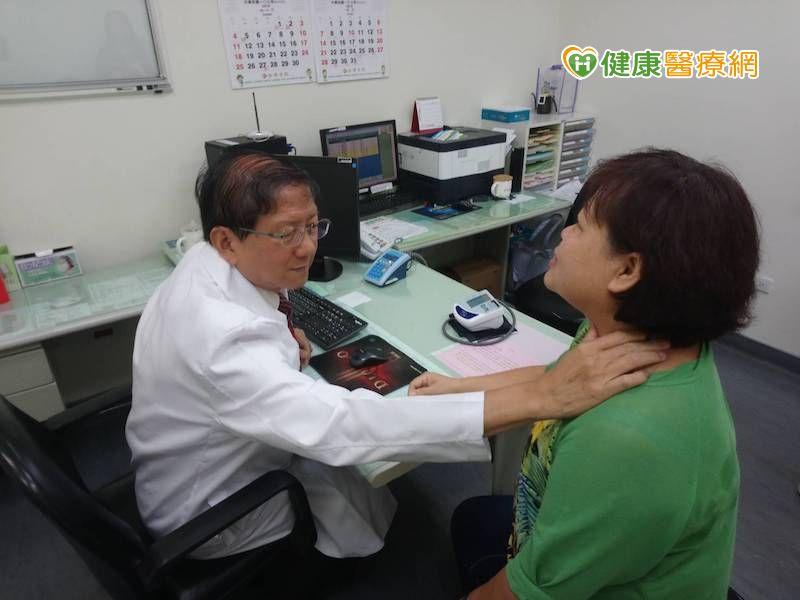 服用甲狀腺亢進藥物 小心引發副作用