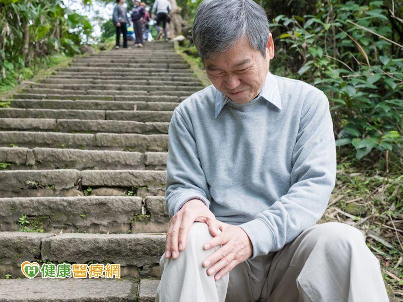 膝蓋腫痛久未癒 恐是半月板後角破裂