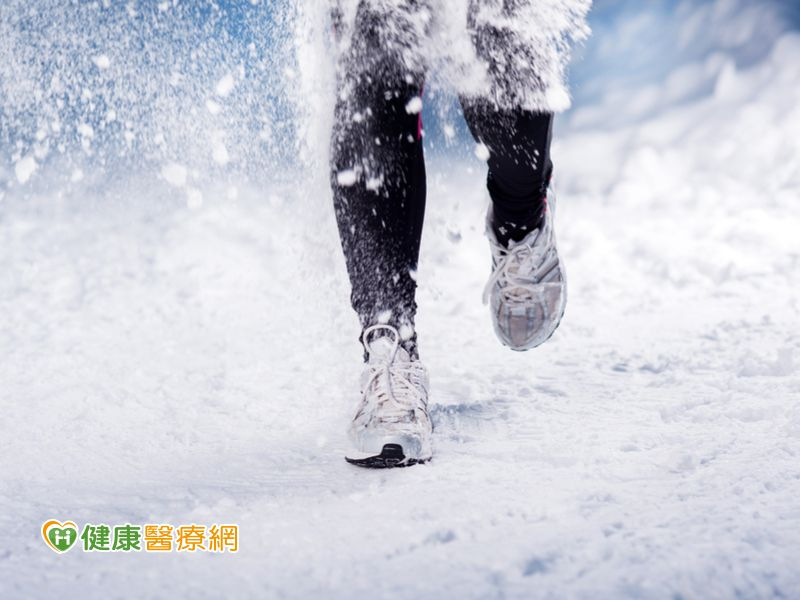 冬天運動消耗更多熱量? 少吃一點更有效率