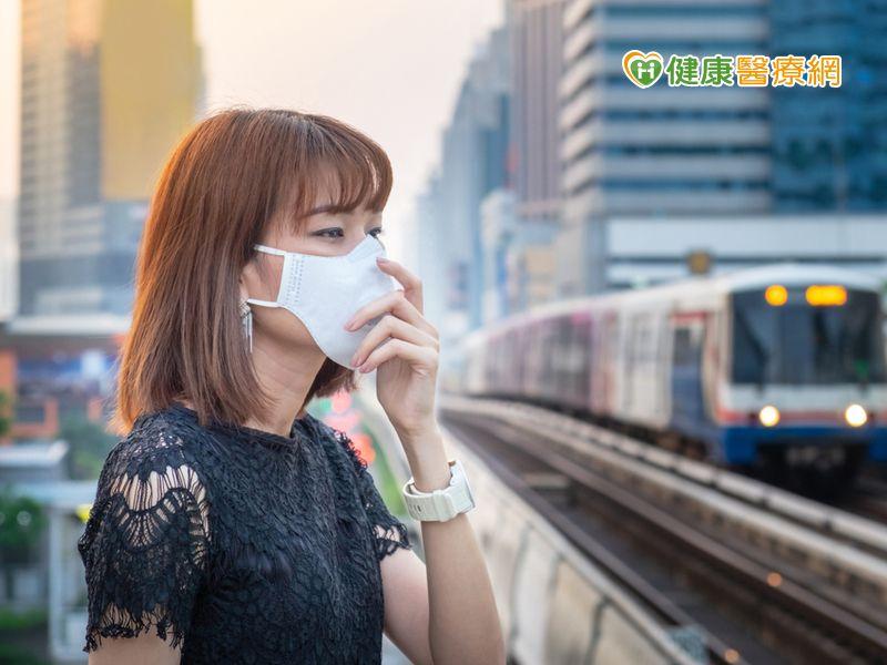 空汙來襲咳不停 呼吸道保護看這裡_圖1