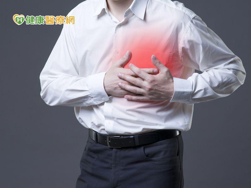 貿然停藥不到3天 馬上二度心肌梗塞...