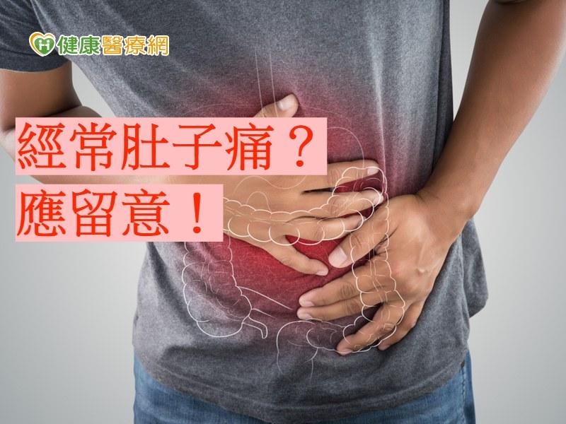 打嗝前竟肚子絞痛? 檢查居然是因大腸癌