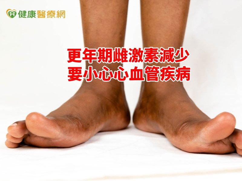阿嬤左腳發黑 原來是動脈栓塞導致