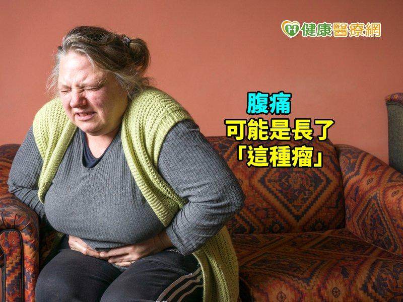 腹痛不見得是腸胃問題 檢查才知胸腔長了「這種瘤」