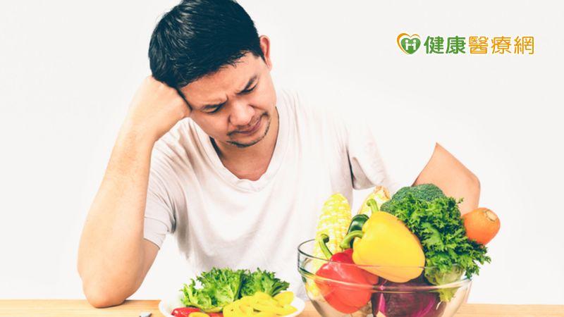 放任飯後血糖飆高 拒吃青菜男終洗腎