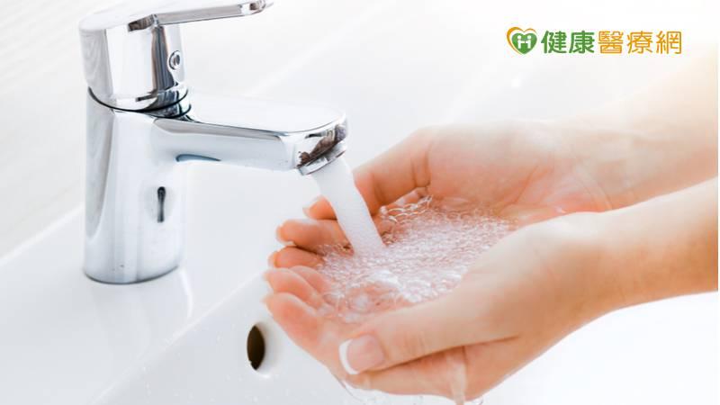 寒流來襲勤洗手 防流感保安康