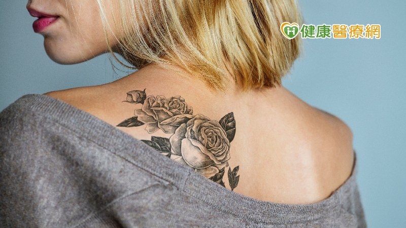 紋身後有哪些注意事項? 修復皮膚別輕忽日常保養