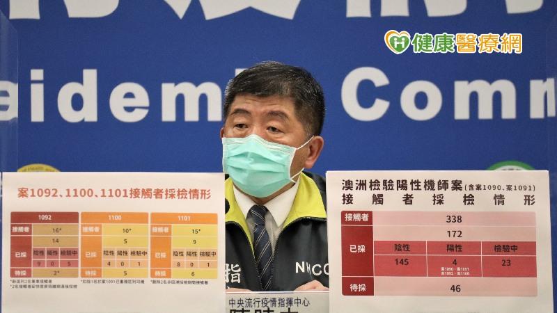 華航機師染疫擴大 共計10人確診