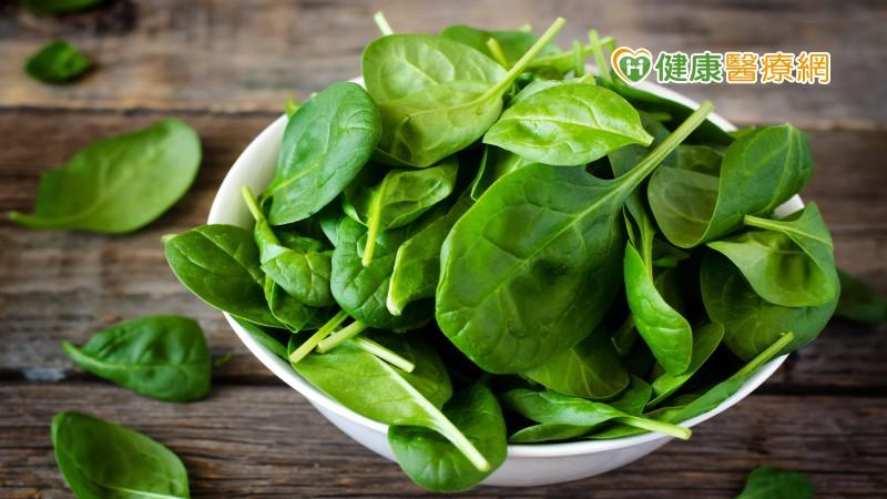 挑選當令食材正鮮美 波菜、油菜、蘆筍營養又健康
