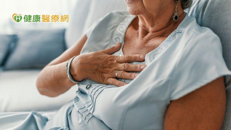 天氣冷熱變化大 吳宛容中醫師教你辨認心臟病四警訊