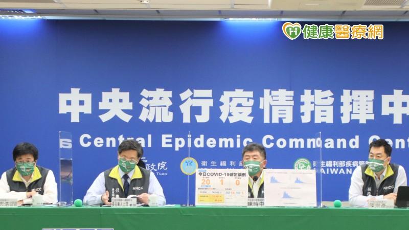 高端疫苗4批已封緘 10批檢驗中、8批補件中