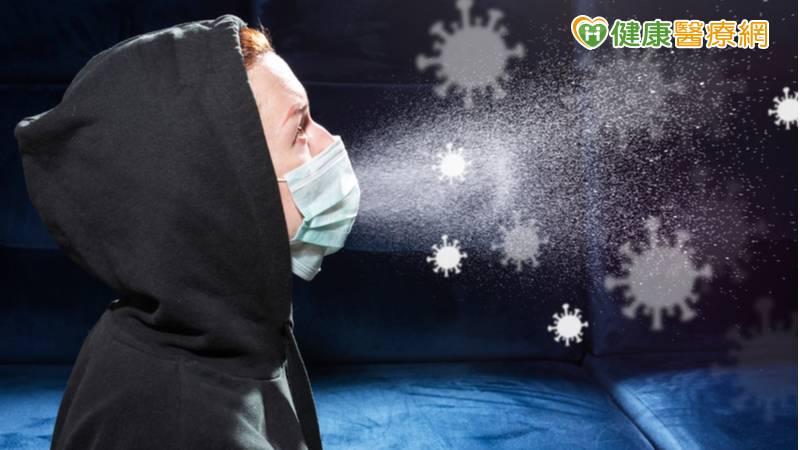 氣膠空氣易增新冠病毒感染機率? 台大公衛專家曝「傳染途徑」