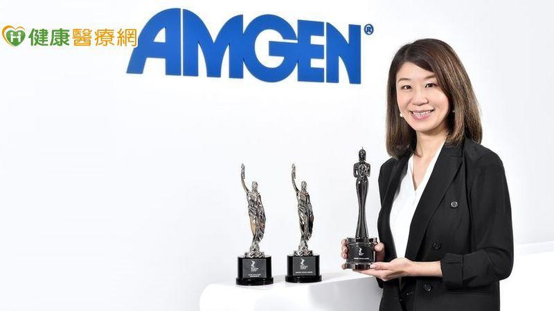 台灣安進疫情間以人為本 三度蟬聯「亞洲最佳企業雇主獎」
